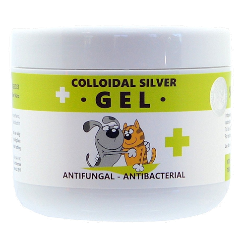 Colloidal Silver Gel for Pets