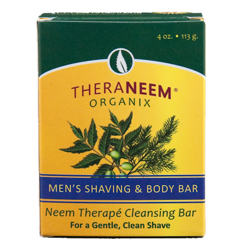 Theraneem Mens's Shaving Bar