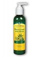 Shave Cream with Neem