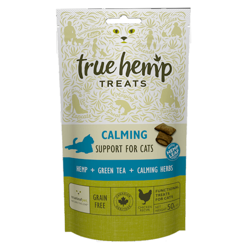 True Hemp Calming Cat Treats