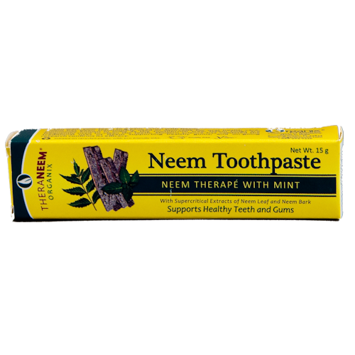 Theraneem toothpaste review