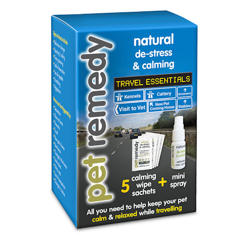 Pet Remedy Travel Essentials Kit