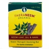 Theraneem Neem Leaf, Oil & Bark Soap