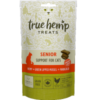 True Hemp Senior Support Cat Treats