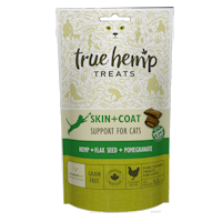 True Hemp Skin & Coat Cat Treats