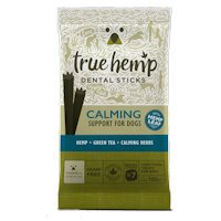True Hemp Calming Dental Sticks for Dogs