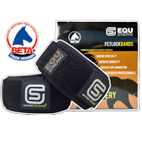 Streamz Magnetic Fetlock Bands